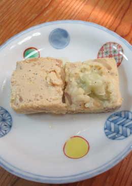 西式白花椰菜蒸蛋