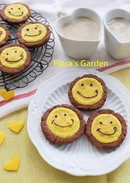 日式微笑乳酪布丁餅乾(無泡打粉)