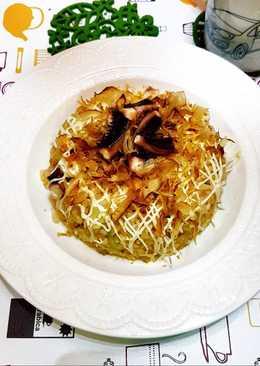 章魚燒炒飯