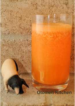 蜜柑胡蘿蔔汁