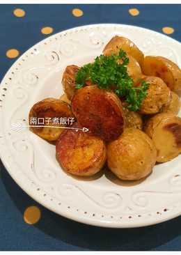 簡易甜蜜蜜焗薯