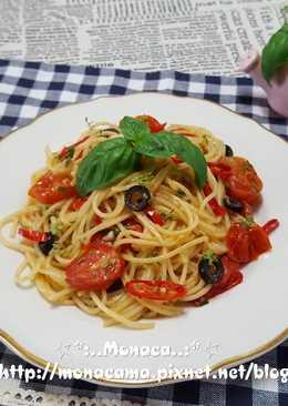 油漬番茄義大利麵 Tomato Confit Pasta