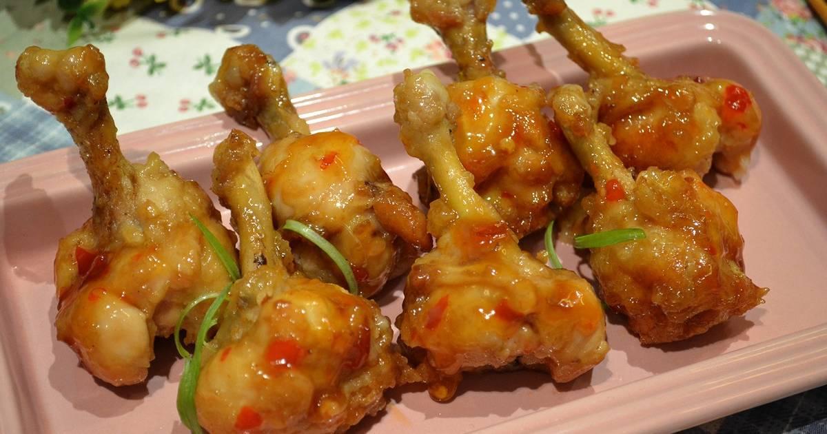 甜酸雞腿棒食譜 by Fen's