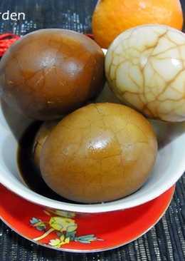 草莓茶葉蛋