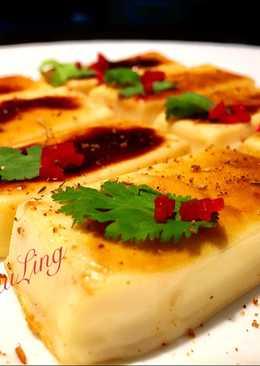 味噌焗芙蓉豆腐