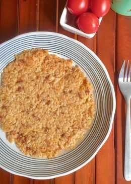 煎米餅(小學生早餐系列)