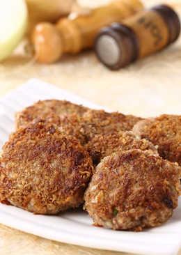 【家樂福廚房】漢堡肉排