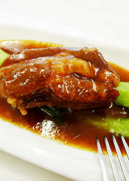 無錫排骨(豆油伯紅麴醬油食譜)