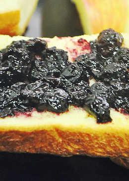 藍莓果醬 Blueberry jam