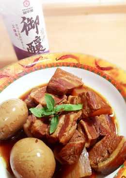 【御釀滷煮入味】烏龍茶香滷肉