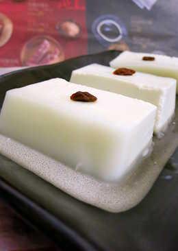 椰汁糕(泡沫版)