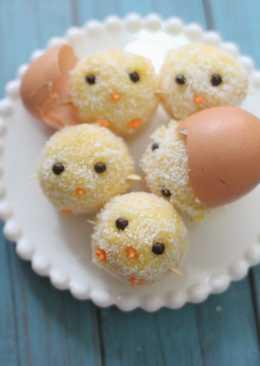 復活節小雞cakepop