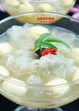 珊瑚草白木耳蓮子湯[釀美鋪]