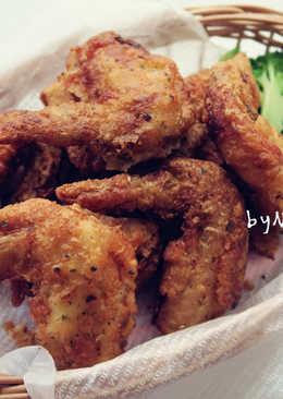 香料脆皮雞翅