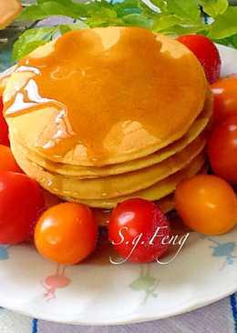 美式鬆餅(佐蜂蜜&水果)