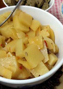 涼拌麻竹筍