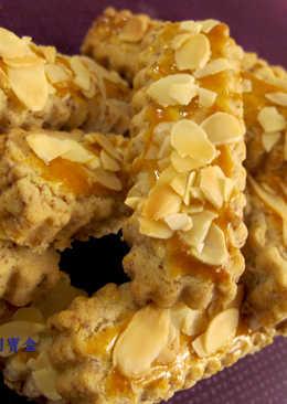 杏仁酥-奧地利 聖誕節傳統美食