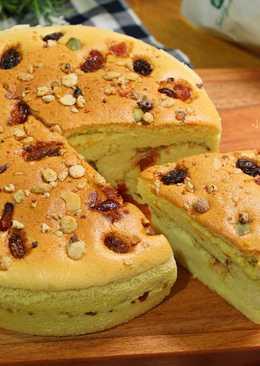 藜麥糙米堅果蛋糕