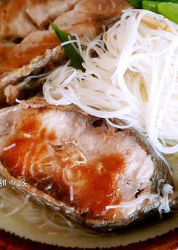 烏魚米粉湯