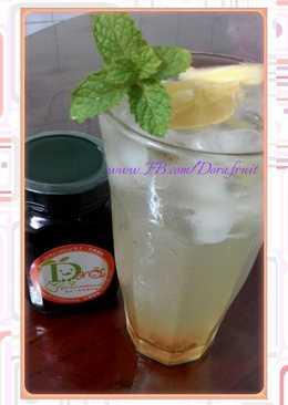 梅醬檸檬酵素涼茶