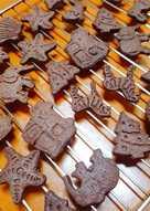 造型巧克力餅乾