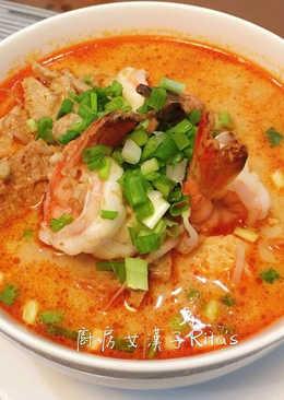 叻沙冬粉laksa(百勝廚)