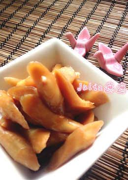 【樸食味●醬漬嫩薑】