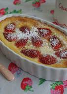 草莓克拉芙緹(Clafoutis)