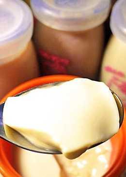巧克力鮮奶布丁&鮮奶紅茶布丁