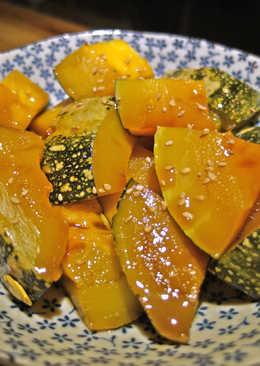 日式南瓜煮物