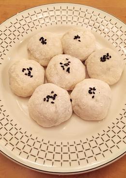 紅豆麻糬 (大同電鍋版)