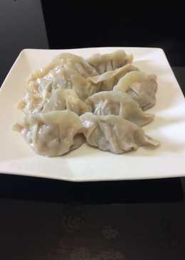 高麗菜牛肉水餃