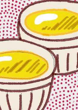 法式焦糖燉蛋 (免烤焙 免火槍 )