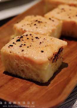 【日式Fusion】明太子「厚多士」烤吐司