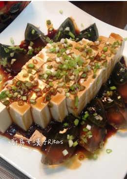 皮蛋愛豆腐