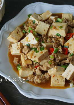 【超下飯】香辣豆腐