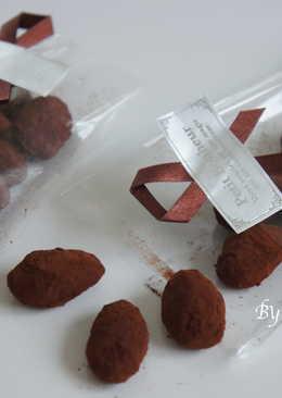 巧克力杏仁果