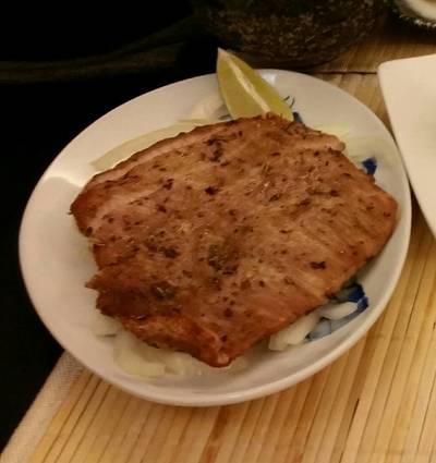 義大利香料烤松阪豬
