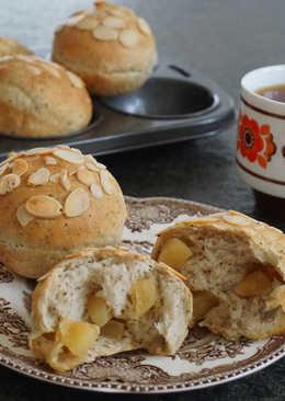 紅茶蘋果麵包
