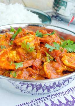 印度鮮蝦咖喱 【20分鐘上桌】