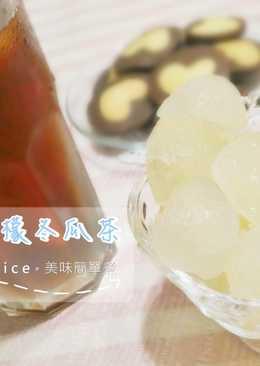 夏。【檸檬冬瓜茶】