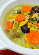 魚皮白菜滷