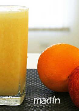 夏日風情-鳳梨柳橙汁