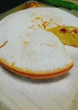 鬆餅檸檬蜂蜜蛋糕