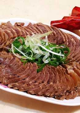 紹興滷牛腱☆電鍋料理☆