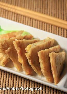 壽喜燒麵線煎