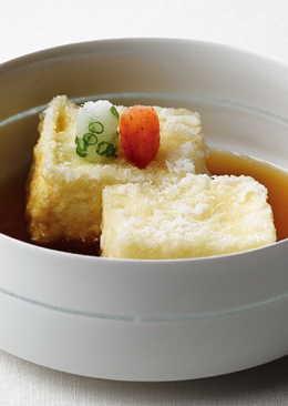 東販小食堂:基礎和食 炸豆腐