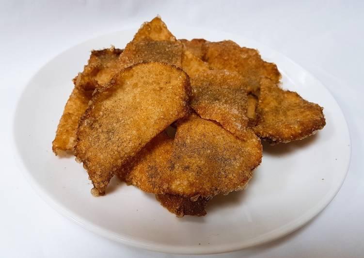 Sam Hsieh 发表的 胡椒虾饼(伪虾饼)