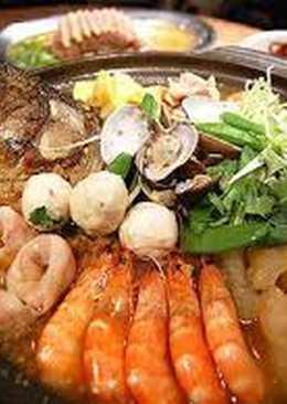 砂鍋魚頭 2014.05.28【大明星指定菜】砂鍋魚頭