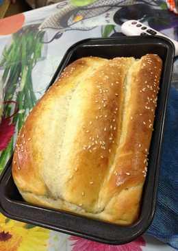 湯種法 ~ 面包机湯種排包